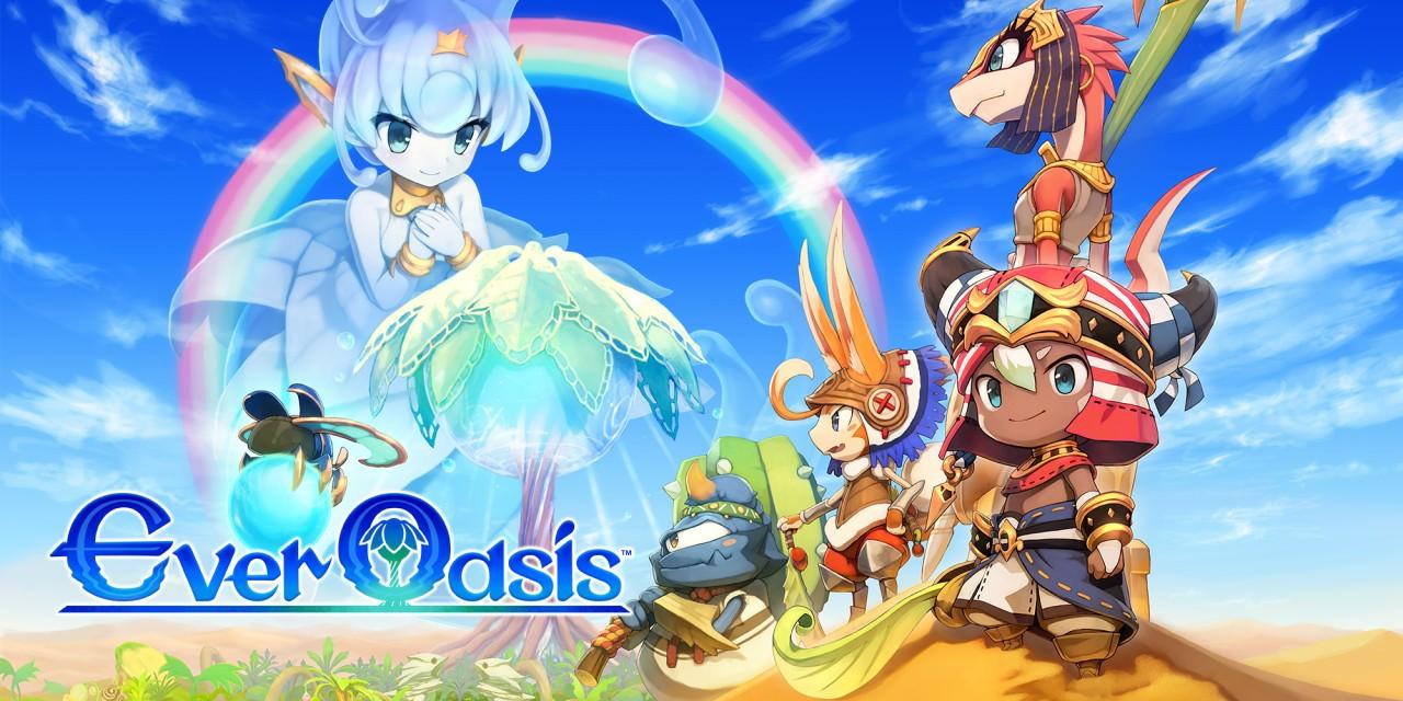 نتیجه تصویری برای game Ever Oasis