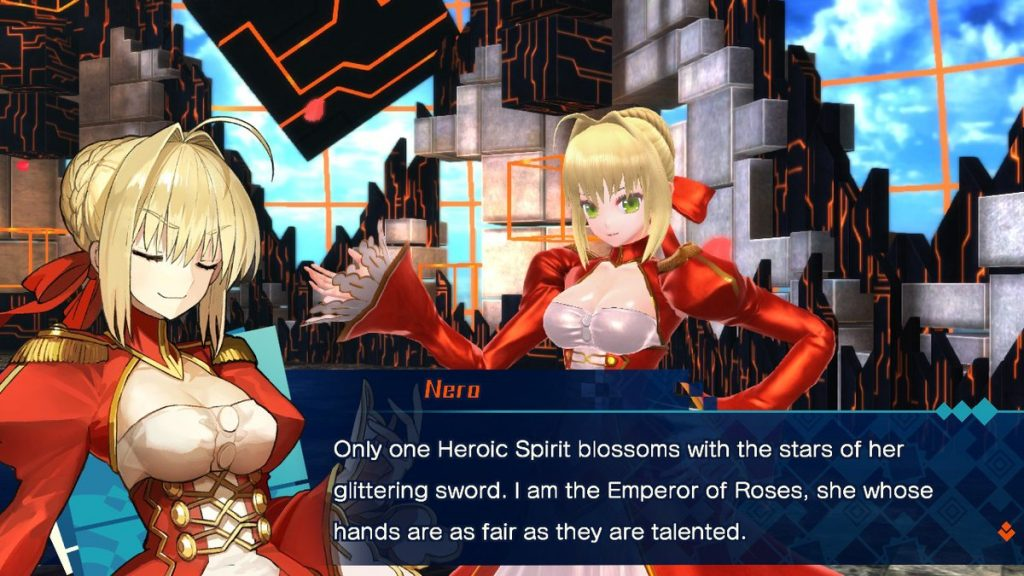 Fate/EXTELLA: The Umbral Star 1