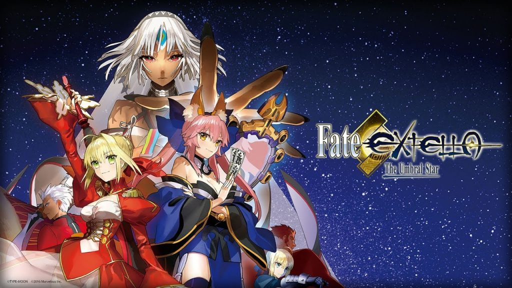 Fate/EXTELLA: The Umbral Star Banner