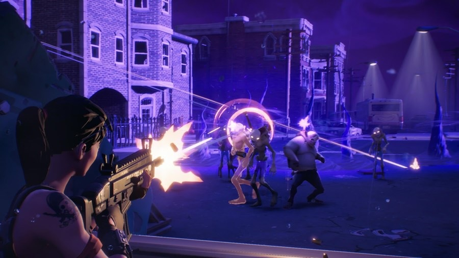 how to join a ps4 player on fortnite