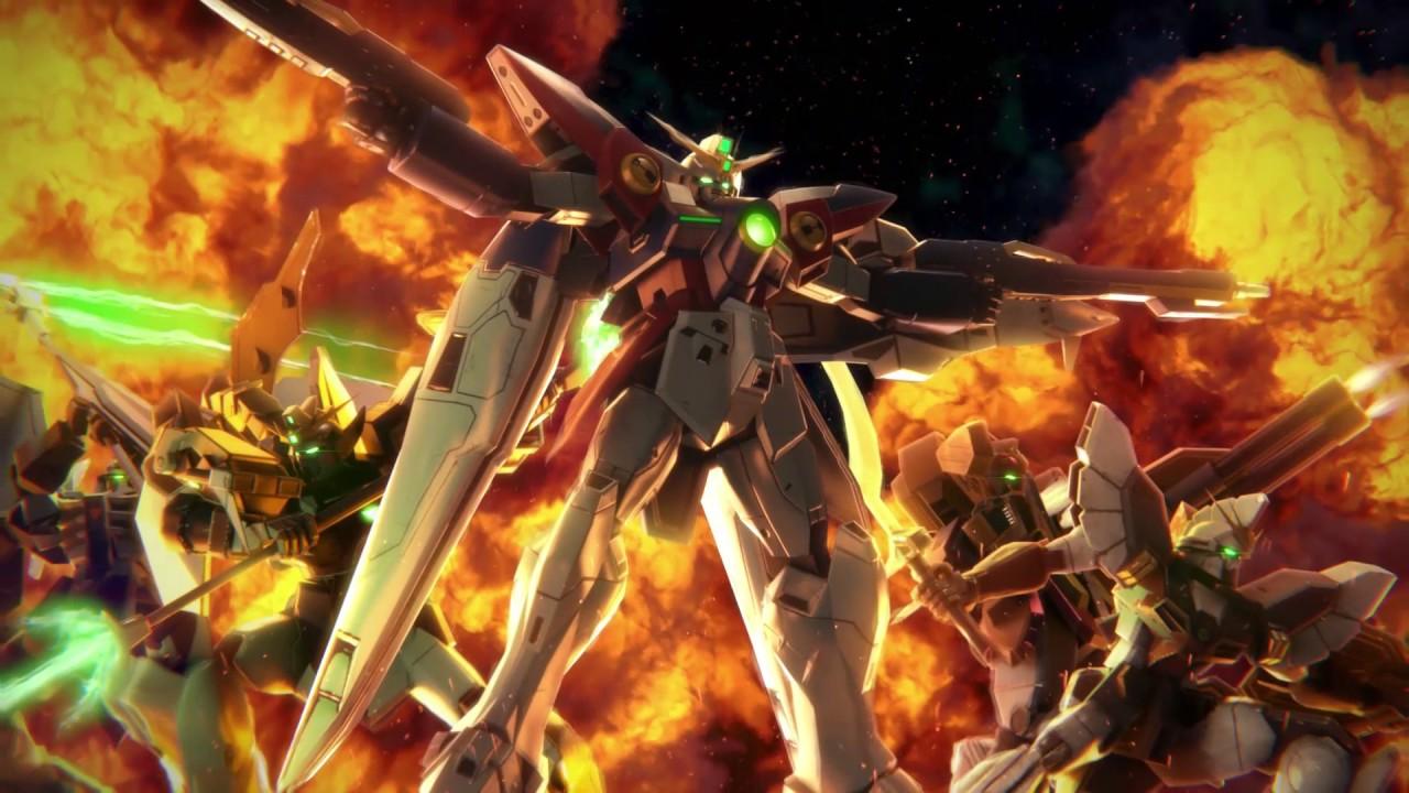 Gundam Versus Open Beta