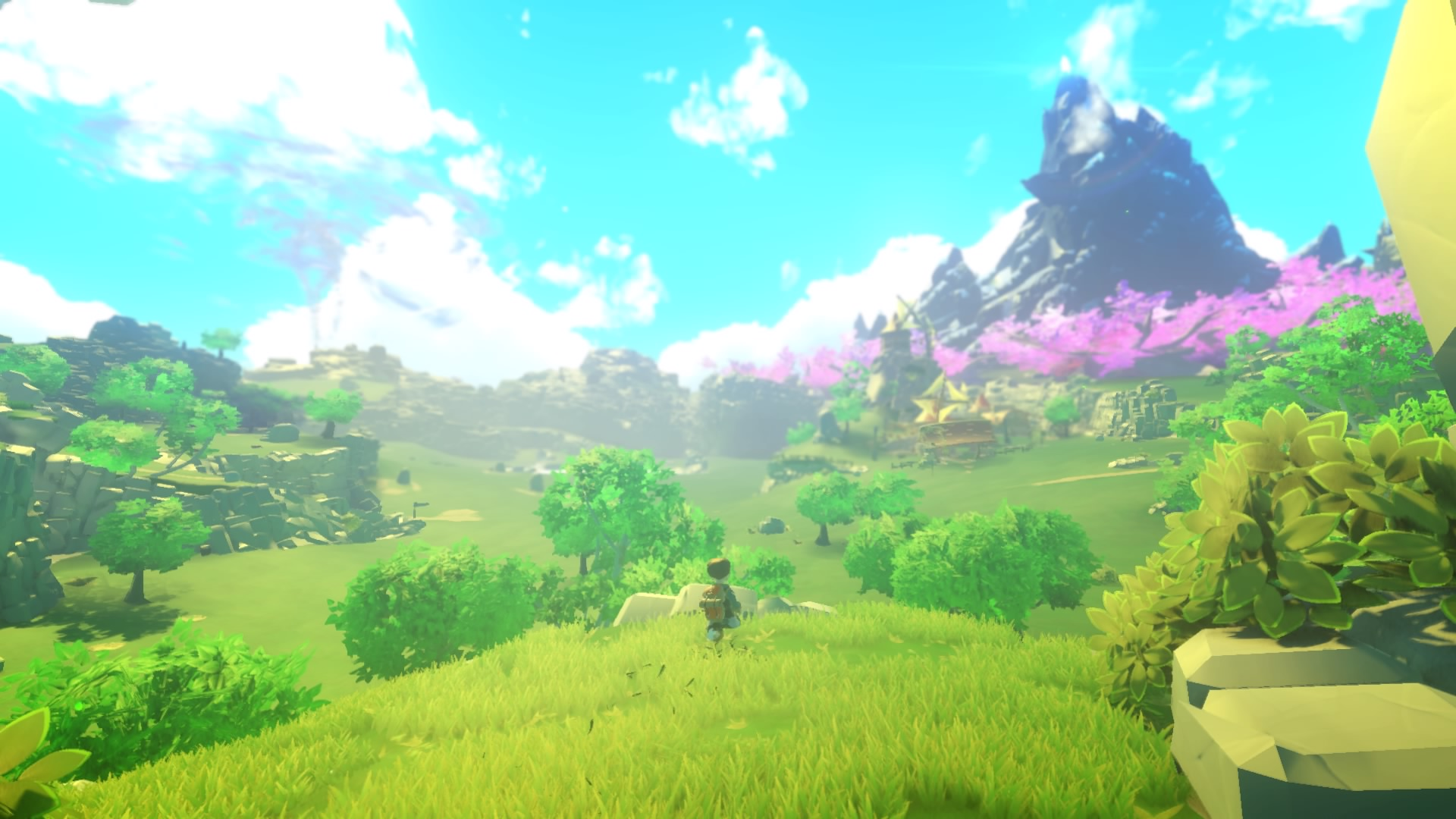 yonder the cloud catcher chronicles review switch hey poor player