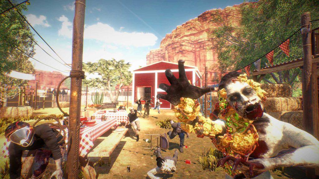 PlayStation VR Arizona Sunshine