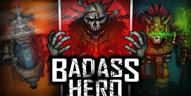 Badass Hero title