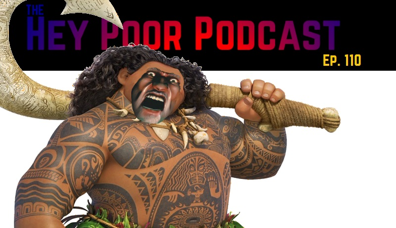 Album art for Hey Poor Podcast Episode 110: Gross Fat Hook Boy