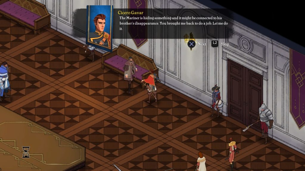 Masquerada: Songs and Shadows 6