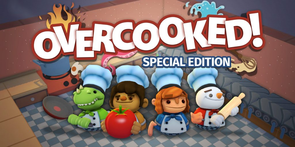 Overcooked Special Edition Banner