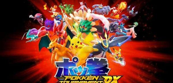pokken tournament DX