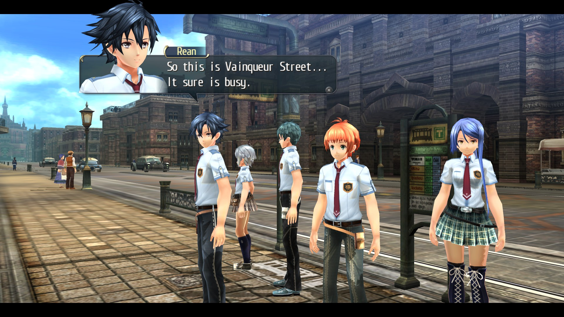 The Legend Of Heroes Trails Of Cold Steel Review Pc Hey Poor