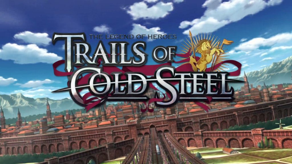 The Legend of Heroes: Trails of Cold Steel Banner