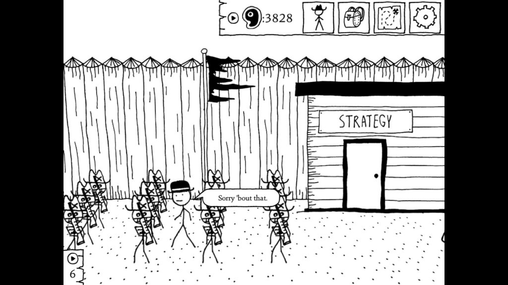 West of Loathing 3