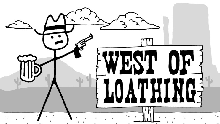 West of Loathing Banner