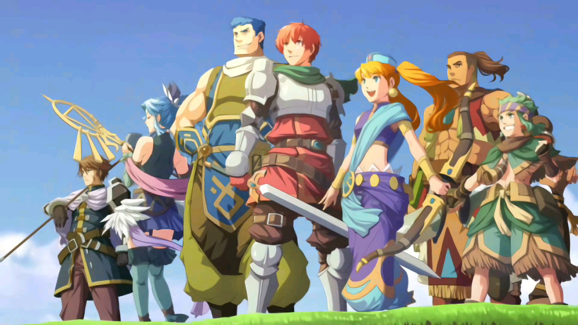 Ys Seven Review A Classic Rpg For The Modern Day