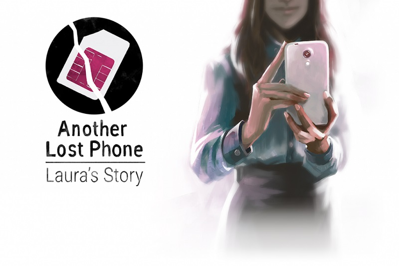 Another Mysterious Product Of >> Check Out Another Lost Phone Laura S Story S Mysterious Launch Trailer