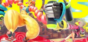 new arms fighter