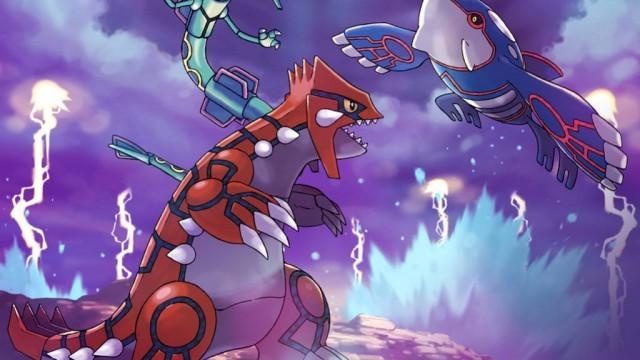 pokemon go ruby sapphire