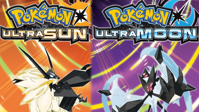 pokemon ultra sun and ultra moon
