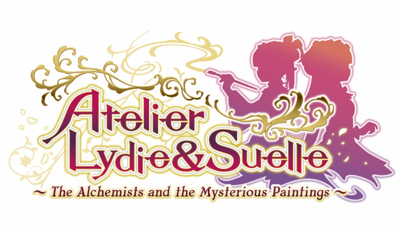 Atelier Lydie & Suelle: The Alchemists and the Mysterious Paintings Banner