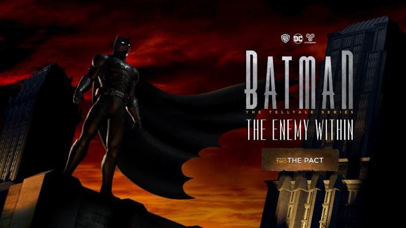 Batman: The Enemy Within Episode 2