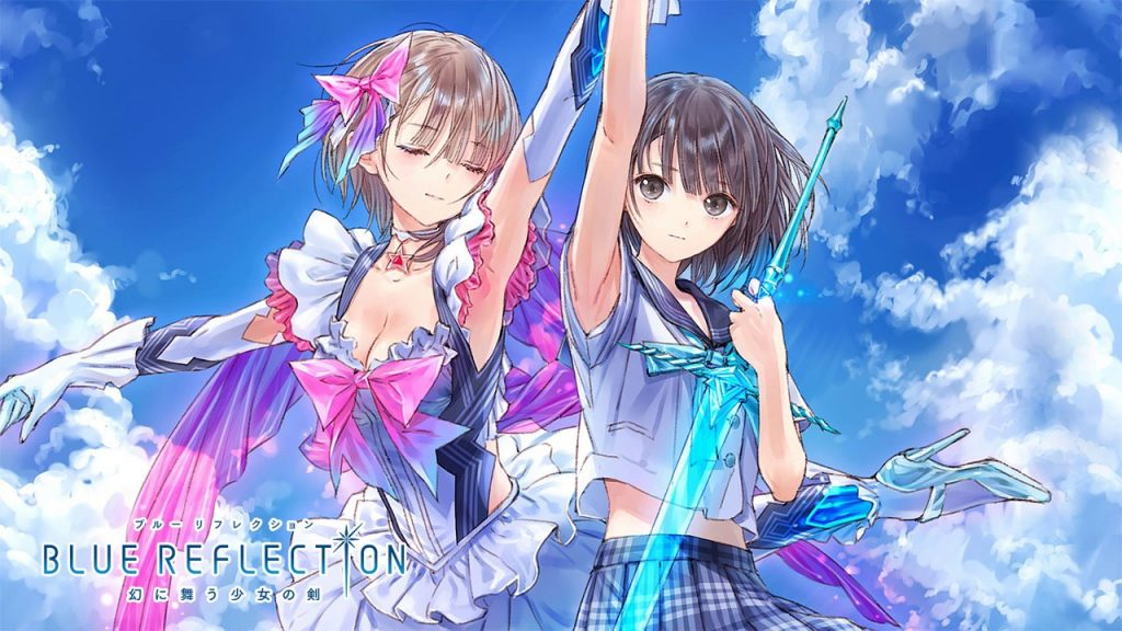 Blue Reflection Banner