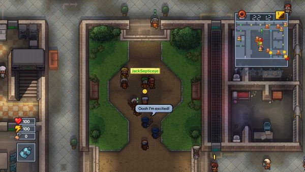 Escapists 2 Review: I Fought The Law And The Law Won