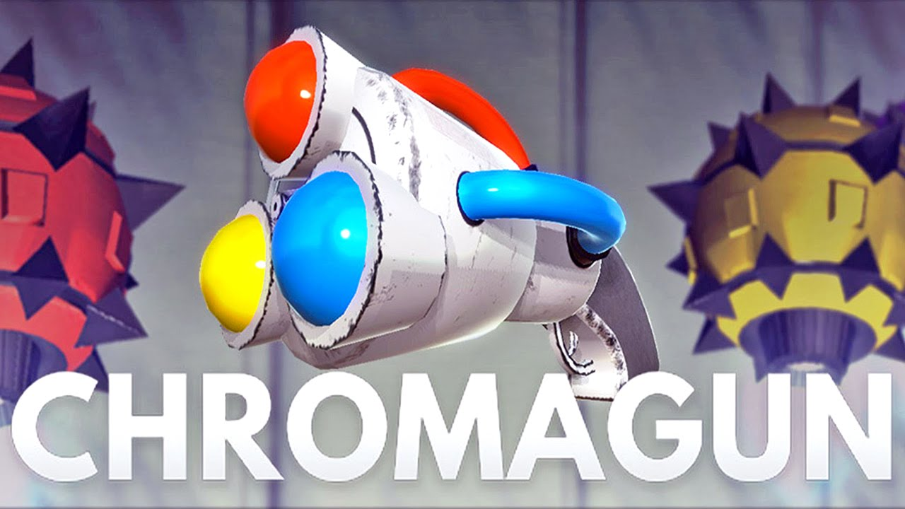 ChromaGun Review PS4