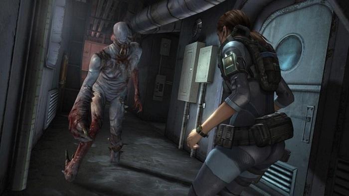 Resident Evil Revelations Ooze