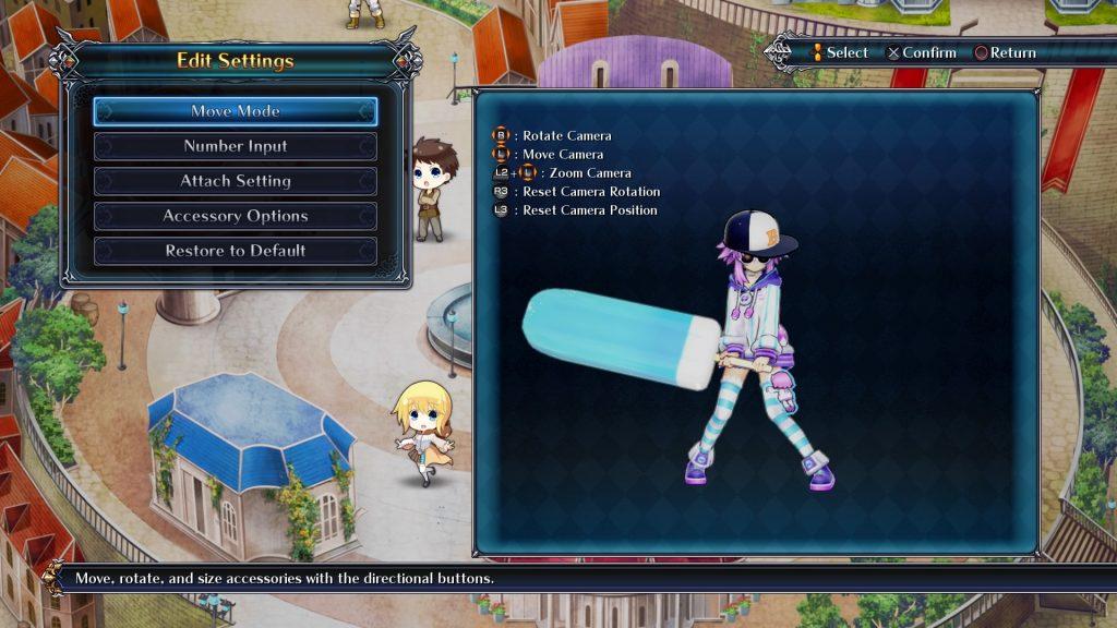 Cyberdimension Neptunia: 4 Goddesses Online 5