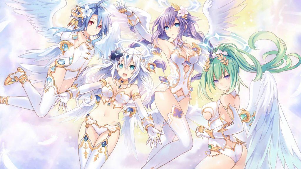 Cyberdimension Neptunia: 4 Godesses Online Banner