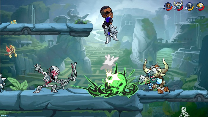 Brawlhalla Review (PS4) - Hey Poor Player