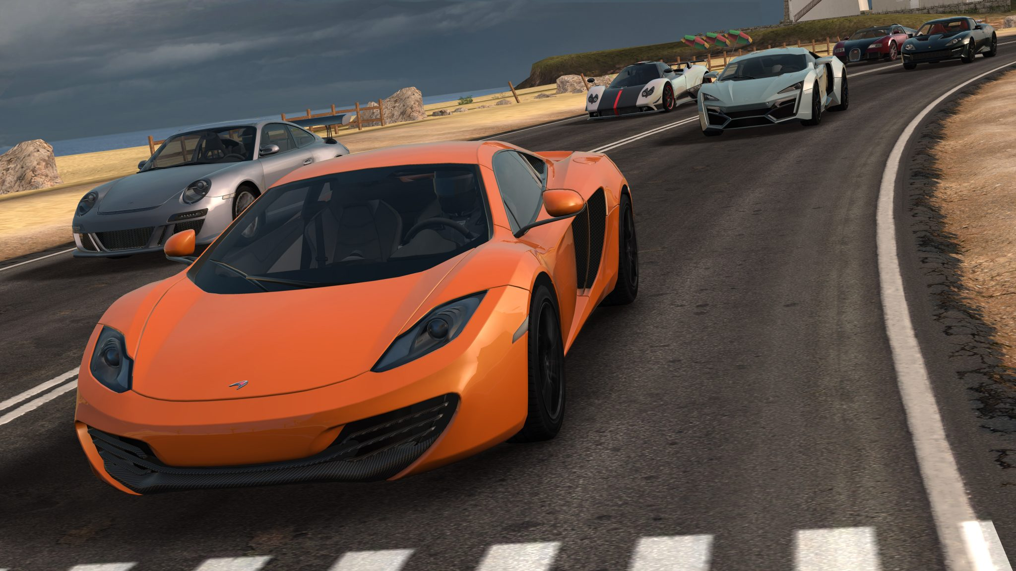 Gear Club Unlimited Preview The Switch s First True Racing Game