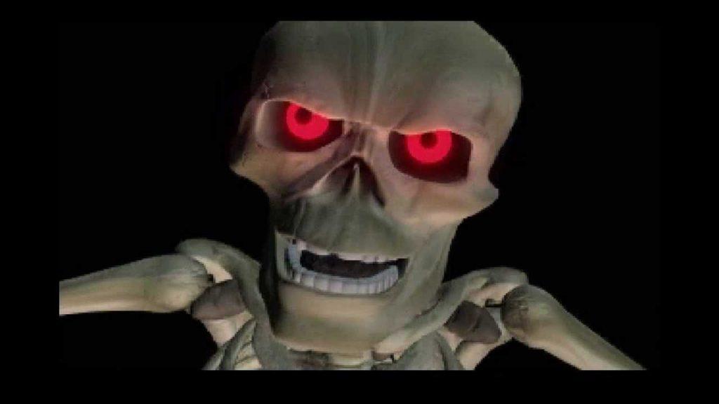Mr. Bones Halloween 2017