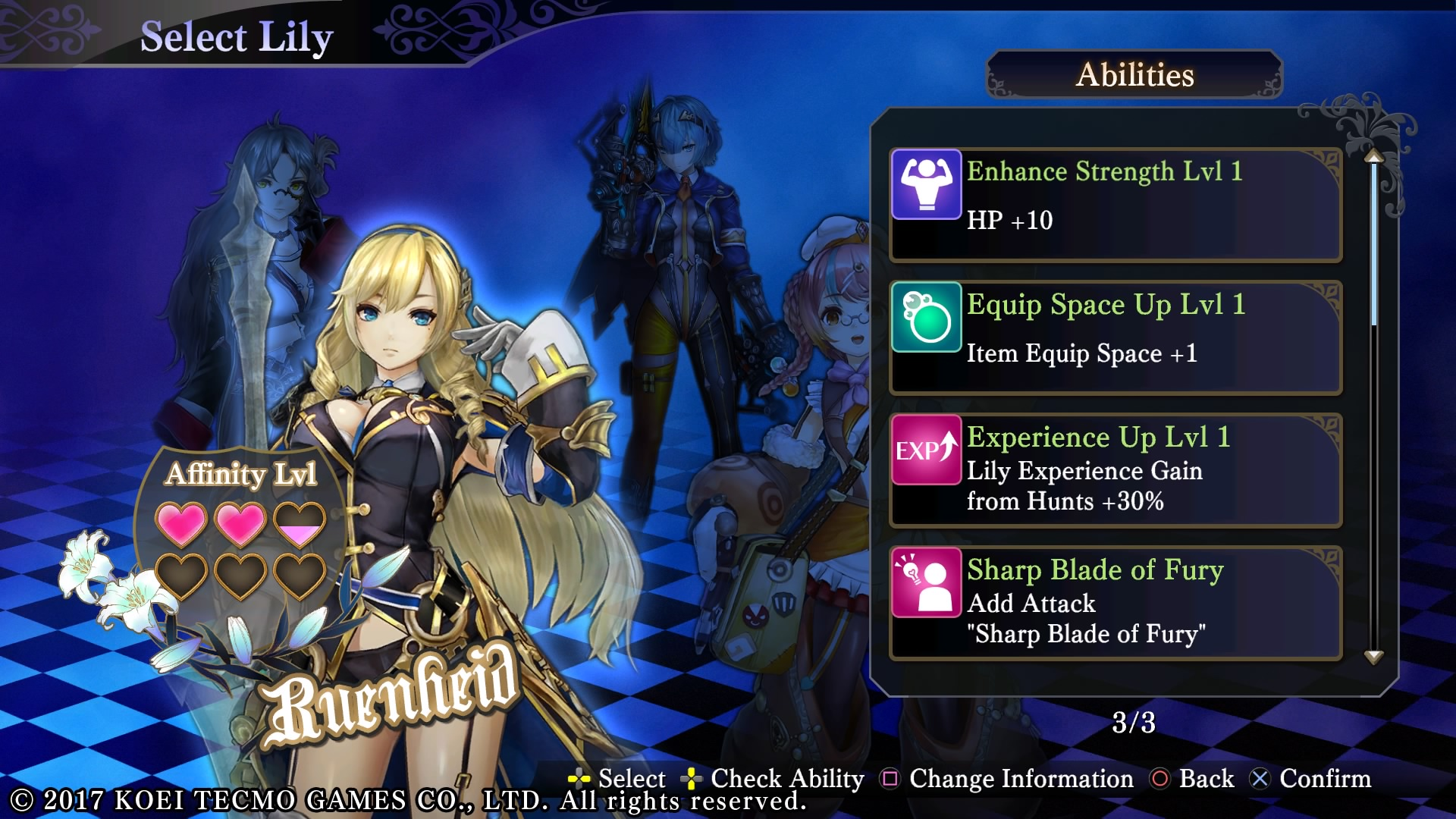 Nights Of Azure 2 Bride Of The New Moon Review Nights Frights
