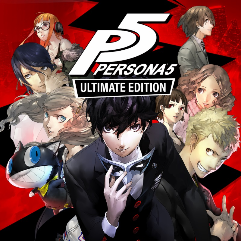 Persona 5 Ultimate Edition Banner
