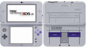 SNES New 3DS XL Nintendo