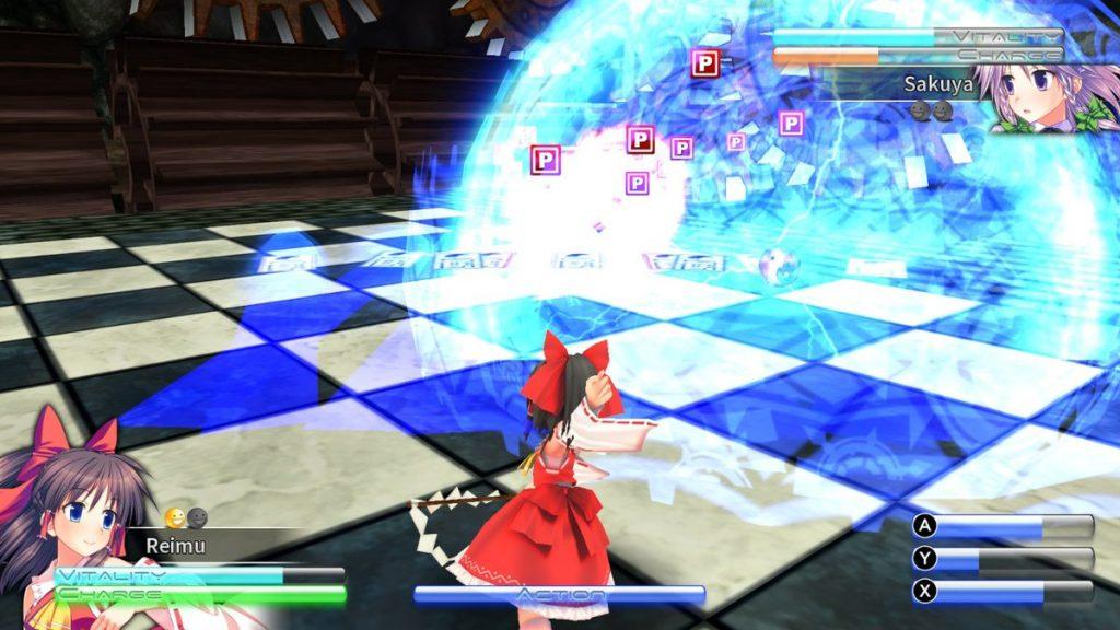Touhou Kobuto V: Burst Battle 1