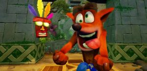 crash bandicoot switch