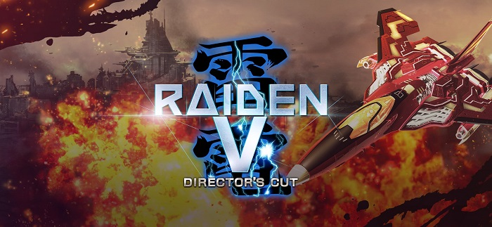 Raiden V: Director's Cut PS4