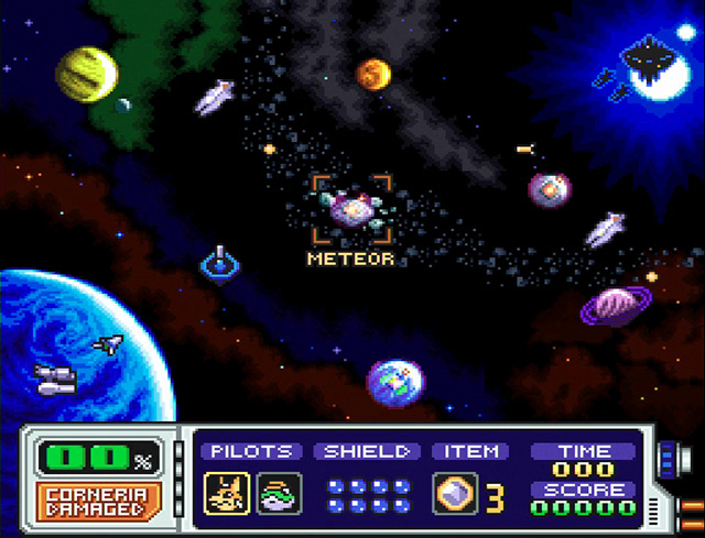 star fox 2 guide