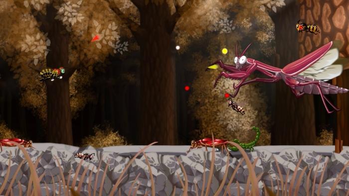 Beekyr Reloaded screen 3