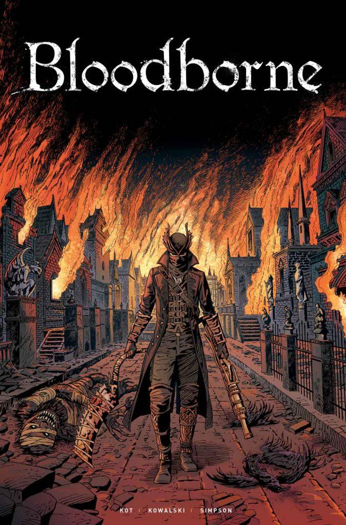 Bloodborne Cover