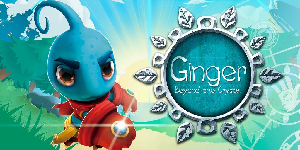 Ginger: Beyond the Crystal Banner