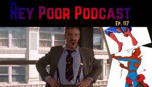 album art for Hey Poor Podcast Episode 117: J Jonah Jameson's Tumblr