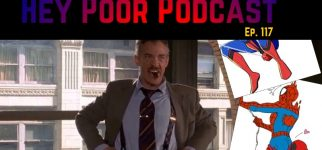album art for Hey Poor Podcast Episode 117: J Jonah Jameson's Tumblr