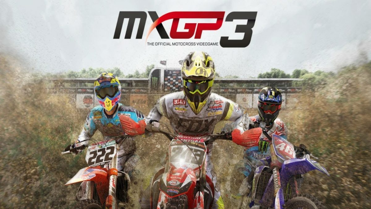 """If you asked me to describe how MXGP3: The Official Motocross Videogame plays, I would probably respond with something like """"realistically""""."""
