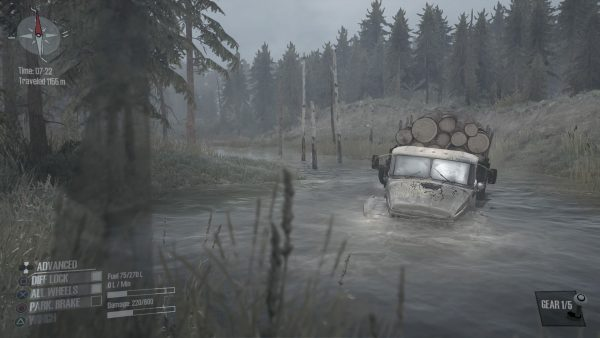 Mud Runner: A Spintires game