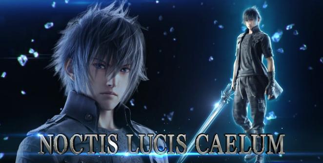 Final Fantasy XV Noctis Tekken 7