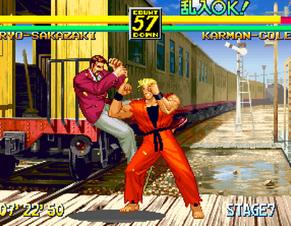 Neo Geo Classic Art Of Fighting 3 Takes The Fight To Switch Today