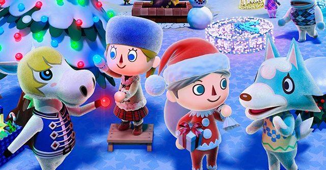 pocket camp christmas