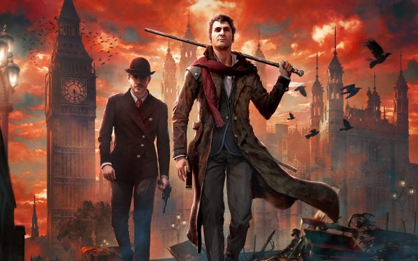 Sherlock Holmes and the Miskatonic Monstrosities